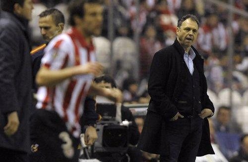 Joaquín Caparrós, En Su Época Como Entrenador Del Athletic