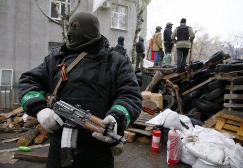 Conflicto en el este de Ucrania