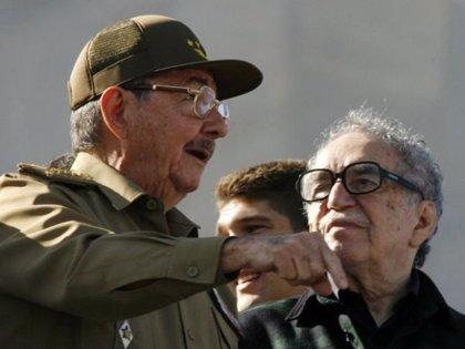 Desde las FARC hasta la UNESCO dan su adiós a García Márquez
