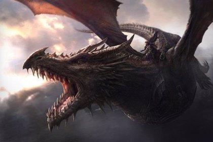 'Juego de tronos': George R.R. Martin explica cuanto puede llegar a medir un dragón