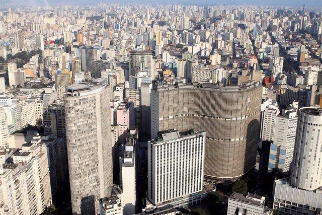Vista de Sao Paulo
