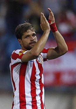 Diego Ribas vuelve al Atlético