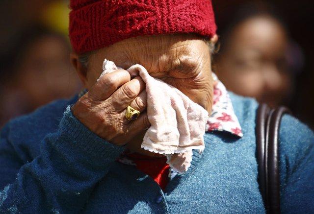 La madre de uno de los sherpas muertos en el Everest