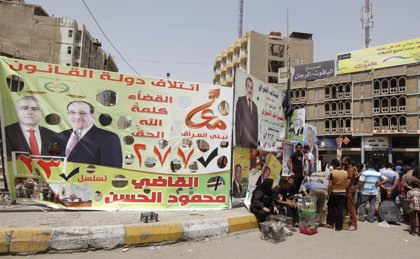 """Irak: Las elecciones parlamentarias """"no se retrasarán ni una sola hora"""""""