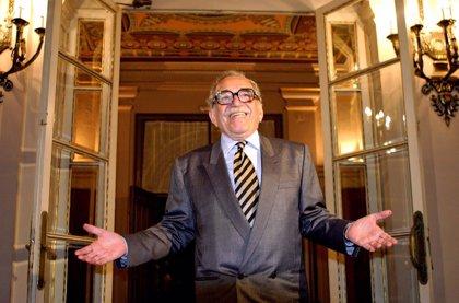 Todo listo para el primer acto oficial de homenaje a García Márquez en México