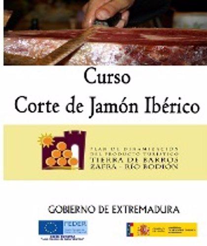 Un curso apoyará las actividades relacionadas con el jamón como producto turístico