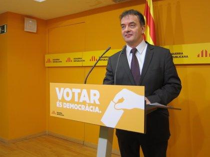 Bosch (ERC) expone en un libro que la independencia es un buen negocio para España
