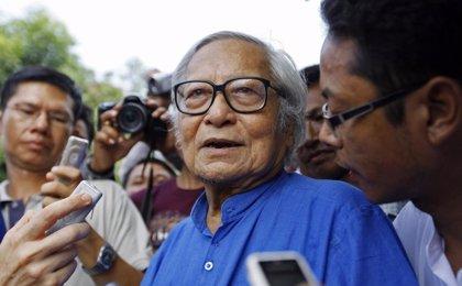Fallece Win Tin, uno de los activistas democráticos más destacados de Birmania