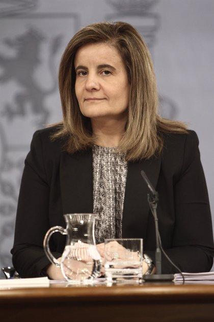 """Báñez cree que España está ante """"una nueva realidad"""" y se marca como """"reto"""" el empleo """"estable"""""""