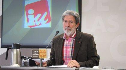 IU pide al Gobierno que presente en las Cortes el plan de ajuste y que recupere algunos impuestos y elimine exenciones