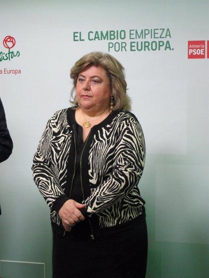 """Aguilera (PSOE-A) considera """"muy difícil, pero no imposible"""" poder cometer fraude con ayudas provenientes de Europa"""
