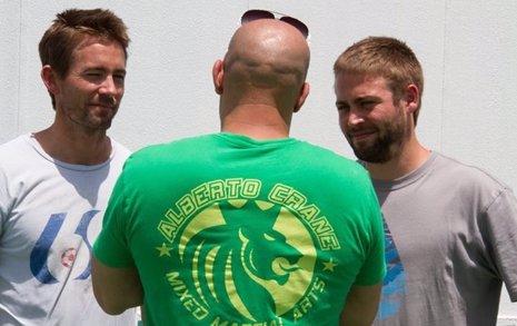 Caleb y Cody, los hermanos de Paul Walker en Fast and Furious