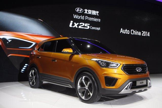 Hyundai Concept ix25