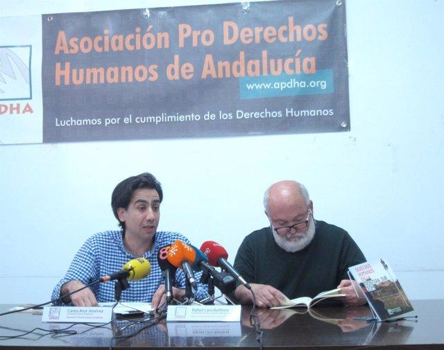 Presentación del informe 'Derechos Humanos en la Frontera Sur 2014'