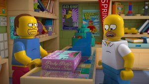 The Simpsons Lego