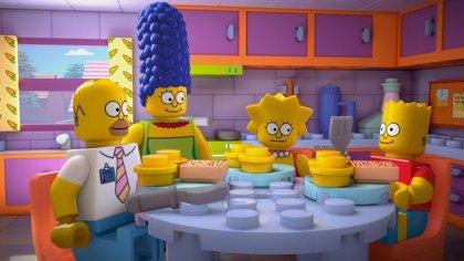 Once nuevas fotos del episodio de Lego de Los Simpson