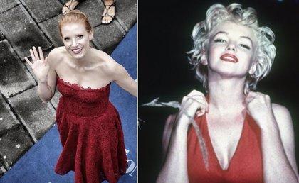 Jessica Chastain será Marilyn Monroe en Blonde
