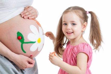 Belly painting, el arte de pintar la barriga en el embarazo
