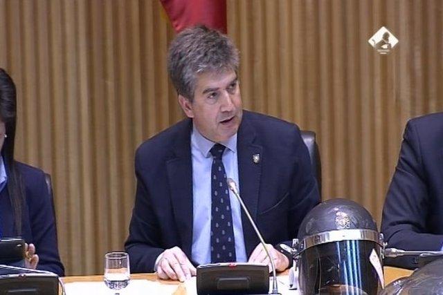 Cosidó cesa al responsable de antidisturbios de Madrid