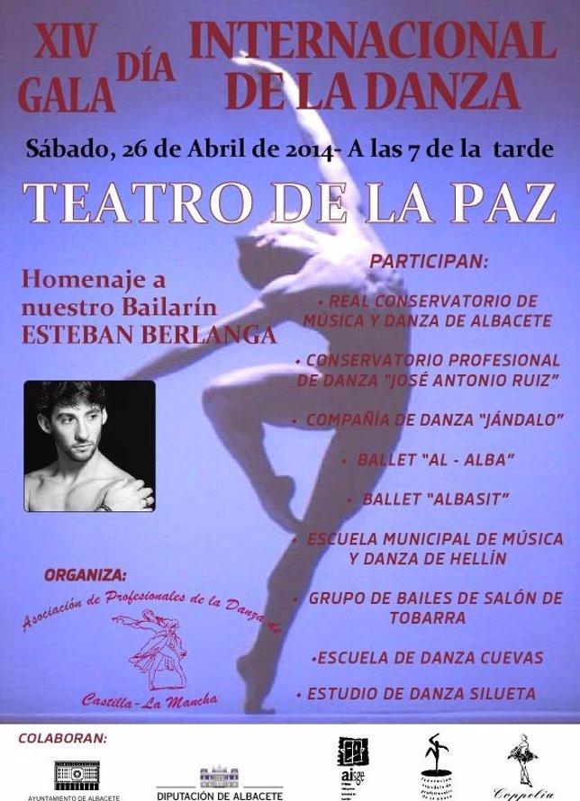 Gala danza Albacete