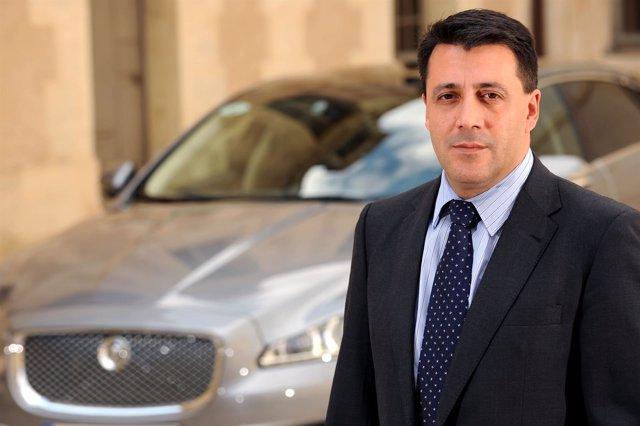 Luis Antonio Ruiz, presidente y ceo de Jaguar Land Rover España y Portugal