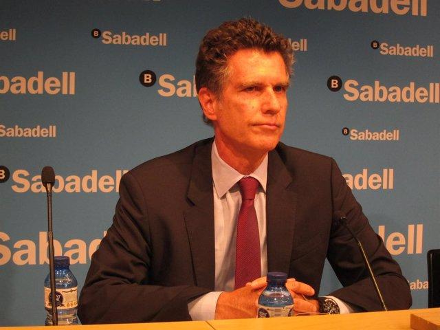 Jaume Guardiola, Banco Sabadell