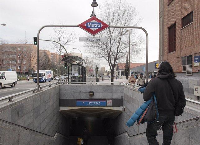 Recursos del metro de Madrid