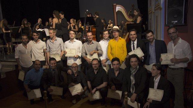 Premiados de la edición pasada