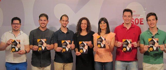 Casalduero y Sánchez Roca presentan la campaña