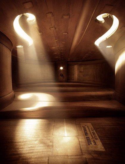 Instrumentos musicales vistos desde dentro