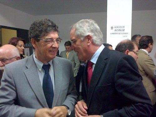 Valderas habla con el alcalde de Pozoblanco