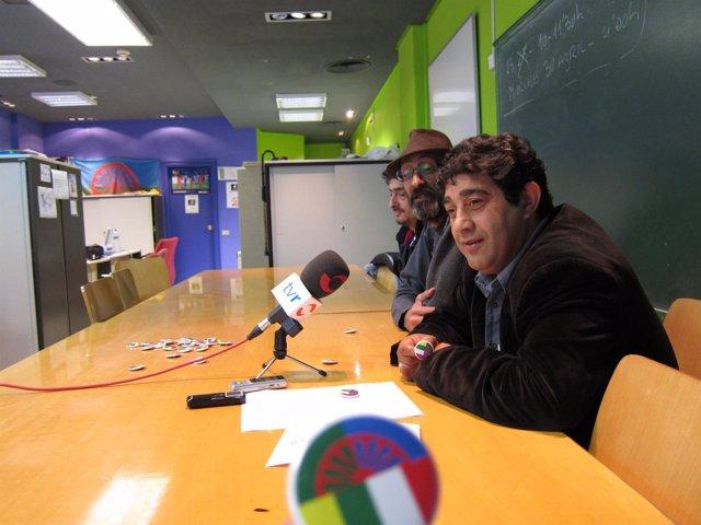 Presentación actos Día Gitano en La Rioja