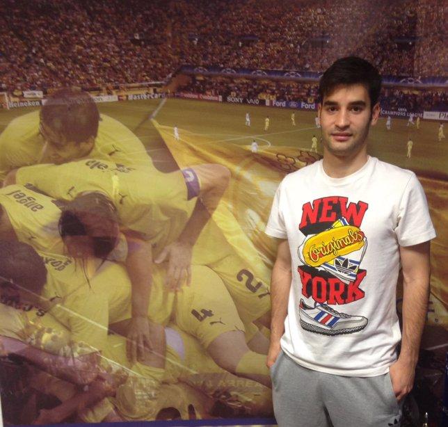 Manu Trigueros, jugador del Villarreal