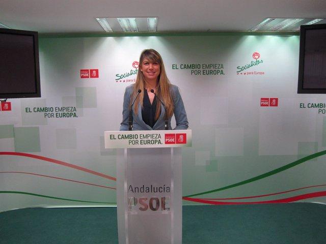 Estefanía Martín Palop (PSOE-A)