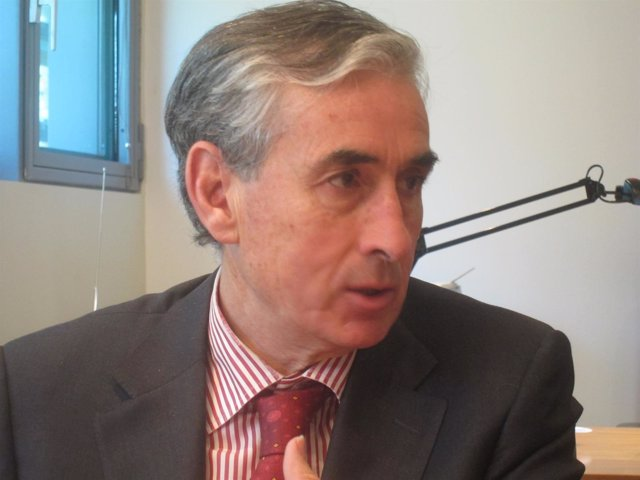 Ramón Jáuregui, diputado del PSOE