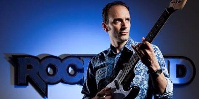 El creador de Guitar Hero, Alex Rigopulos