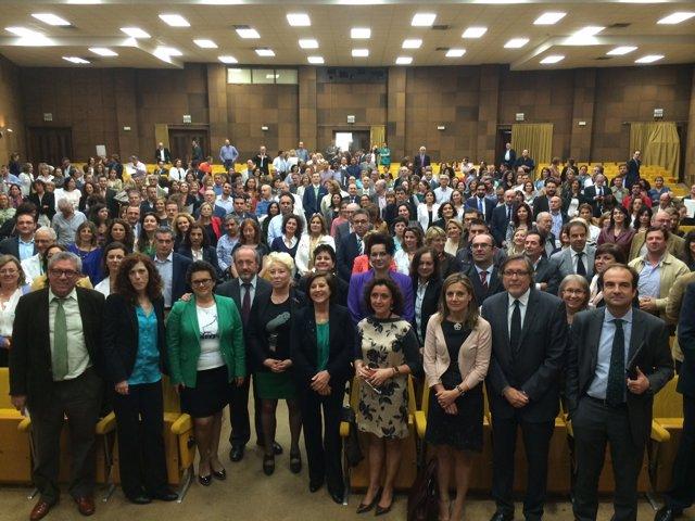 Junta entreg la acreditación de calidad sanitaria a más de 1.300 profesionales