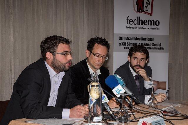 Rueda de prensa de Fedhemo