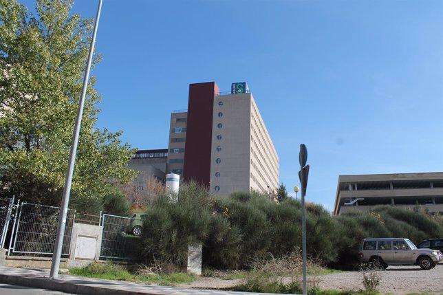 HOSPITAL VIRGEN DE LA LUZ CUENCA