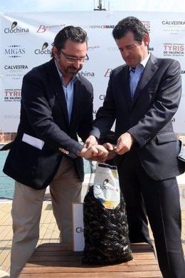 Inicio de la campaña de recogida de la Clótxina de Valencia