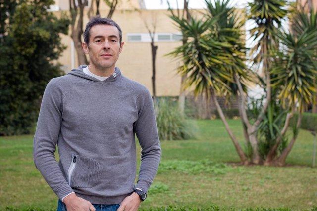 El catedrático de Electromagnetismo de la US José Manuel Valverde