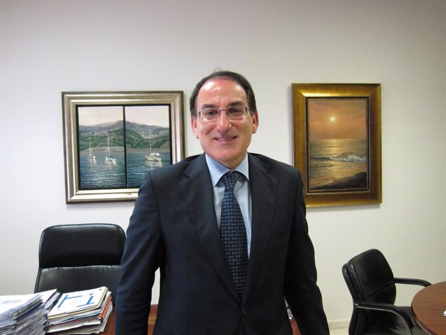 Javier González de Lara, presidente de empresarios malaga y candidato CEA