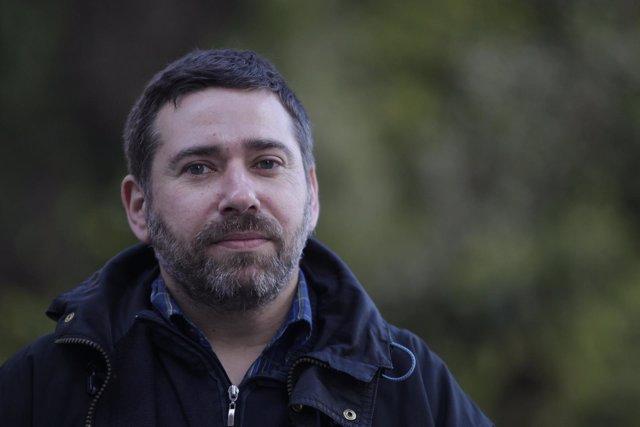 Javier Couso, hermano del cámara muerto en Irak José Couso