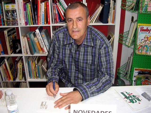 Julio Arnaiz , poeta