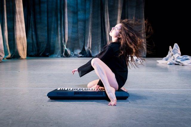 Danza De La Comopagnie Marie Chouinard