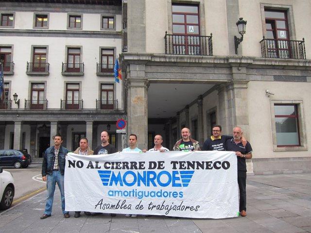 Comité de empresa de Tenneco.