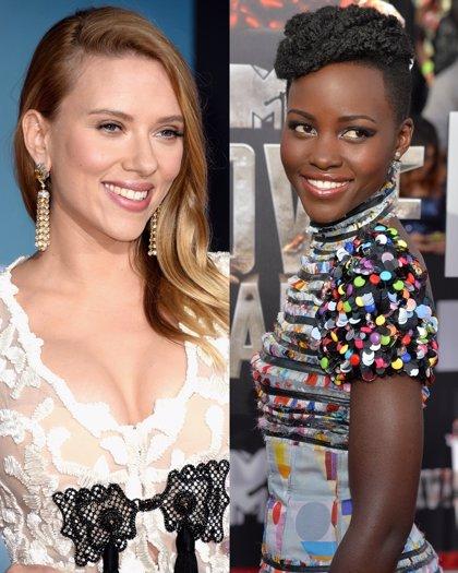 Disney quiere a Scarlett Johansson y Lupita Nyong'o en El libro de la selva