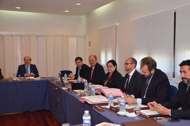 Consejo de Administración del puerto de Huelva.