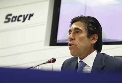 Sacyr destinará a su expansión internacional los 416 millones captados en el mercado