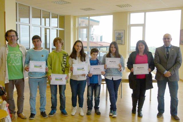 Premiados concurso